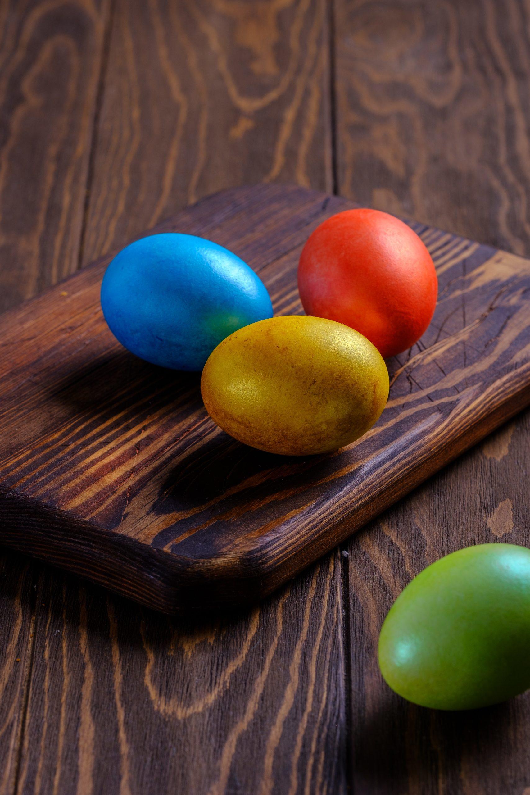 Easter Cheeseboard