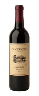 Duckhorn Napa Merlot 2017 Wines to drink in Iowa City